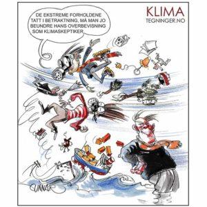 Storm - KLIMA TEGNINGER
