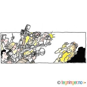 Legg i huskelisten Jaktet av mediene – KULTUR