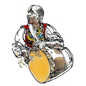 Afrikansk tromme – KULTUR