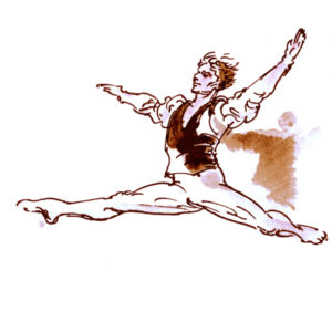 Ballettdanser – KULTUR