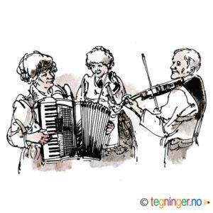 folkemusikk - KULTUR