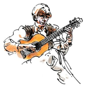 Gitarist – KULTUR