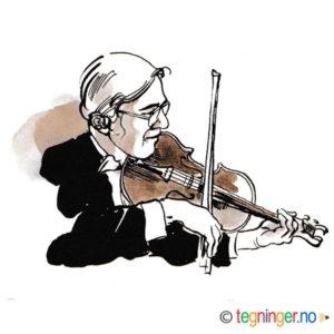 Fiolinist - KULTUR