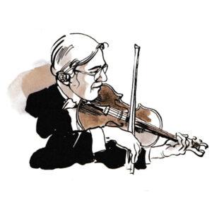 Fiolinist – KULTUR