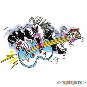 Legg i huskelisten Rocker – MUSIKK