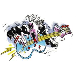 Rocker – MUSIKK