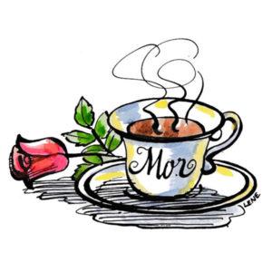 Kaffe og blomst - BEGIVENHETER