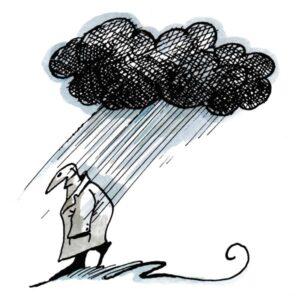 Regn – MENNESKER