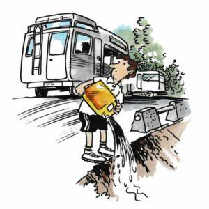 Miljøsynder med campingbil – MILJØ