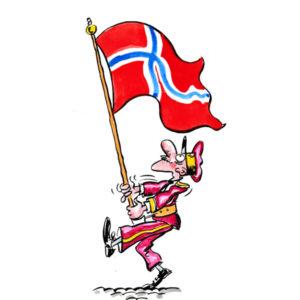 Flaggbærer – BEGIVENHETER