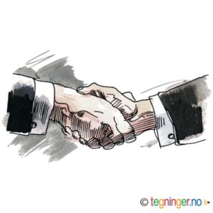 Håndtrykk – NÆRINGSLIV