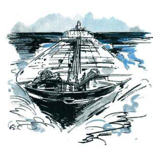 Tankskip – NÆRINGSLIV