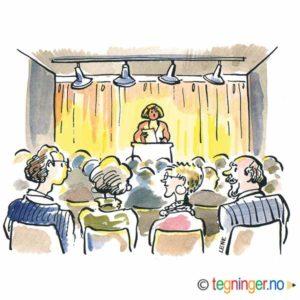Seminar – NÆRINGSLIV