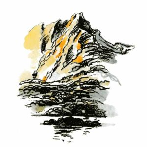 Fjelllandskap - NATUR