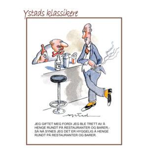 På bar – KLASSIKERE