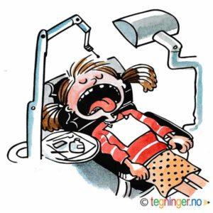Tannlegebesøk – HELSE