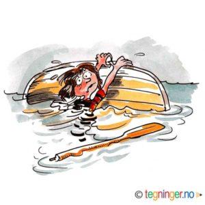 Ulykke på sjøen – SOMMER
