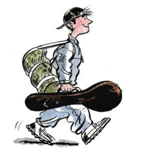 Gutt på veg til trening – SPORT