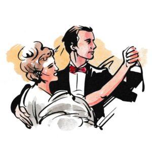 Selskapsdans – KULTUR