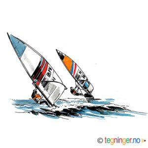 Vindsurfing – sport