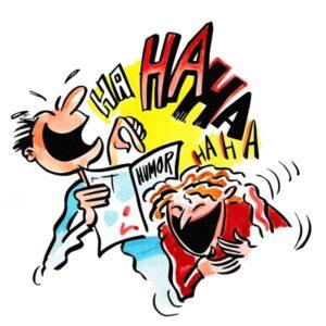 En god latter forlenger livet – UTTRYKK