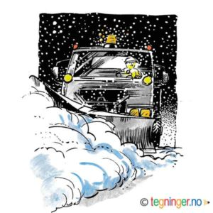 Snømåking – VINTER