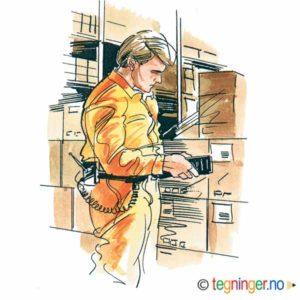 Lagerarbeider – YRKER