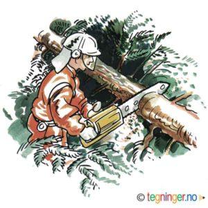 Skogsarbeider – YRKER