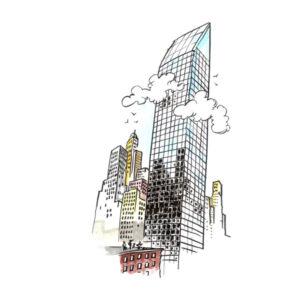Skyskraper – ARKITEKTUR