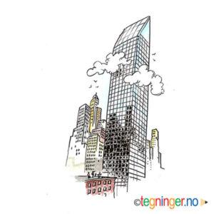 Skyskraper - ARKITEKTUR