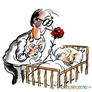 Blomst til far – BEGIVENHETER