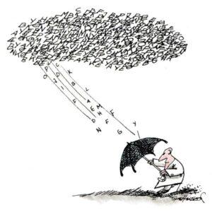Det regner ord – KULTUR