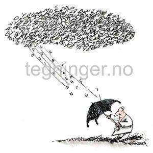Det regner ord - KULTUR