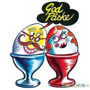 Egg – PÅSKE