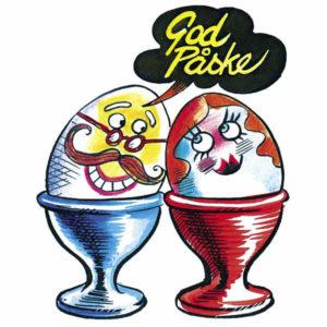 Egg - PÅSKE
