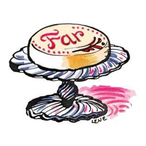 Farsdags kake - BEGIVENHETER