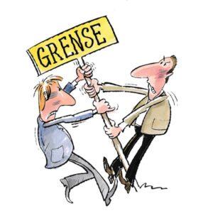 Grense - LOV OG RETT