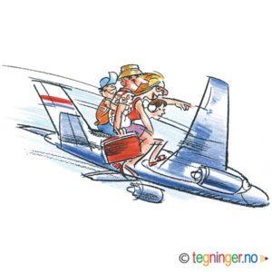 Fly – PÅSKE