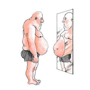 Foran speilet – HELSE