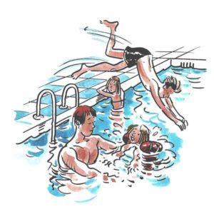 Svømmehall – FRITID