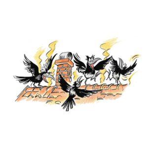 Fyre for kråka – MILJØ