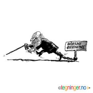 Dårlig økonomi - ØKONOMI