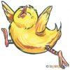 Glad kylling – PÅSKE