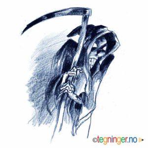 Døden - HALLOWEEN