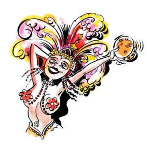 karneval dans – BEGIVENHETER
