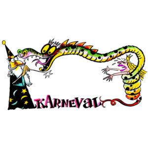 karneval med drage - BEGIVENHETER