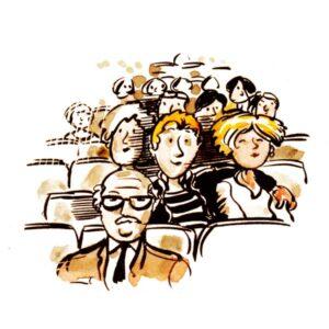 Publikum – KULTUR