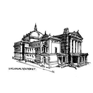Nasjonalteateret – ARKITEKTUR