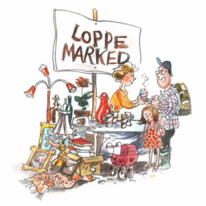 Loppemarked - HANDEL