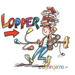 Loppemarked 2 - HANDEL